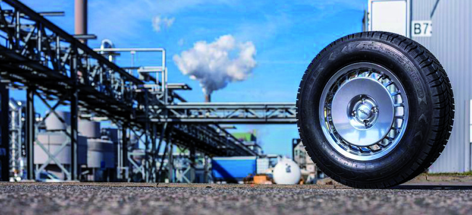 Tire For Less >> Truck Tires With Less Abrasion Synthetic Rubber