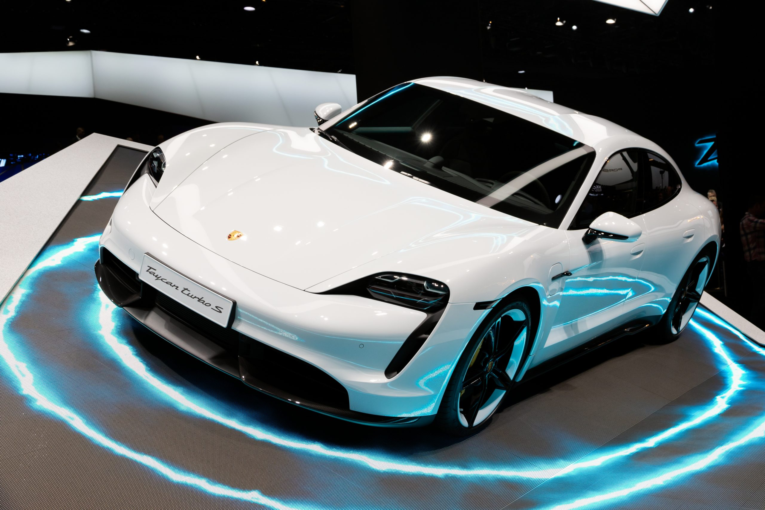 2021 Porsche Taycan Can Add Features Over The Air Fast Charge Without Fuss Emove360